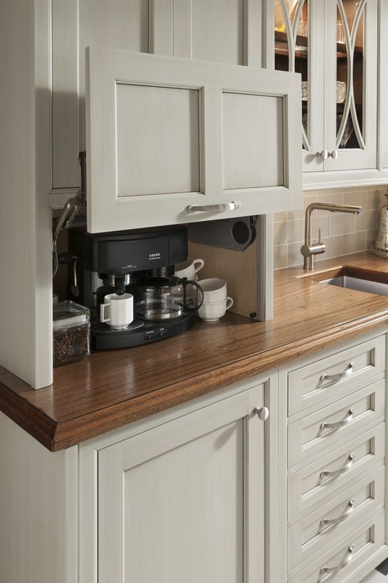 Keep your kitchen counters clutter free with these - Custom kitchen appliances ...