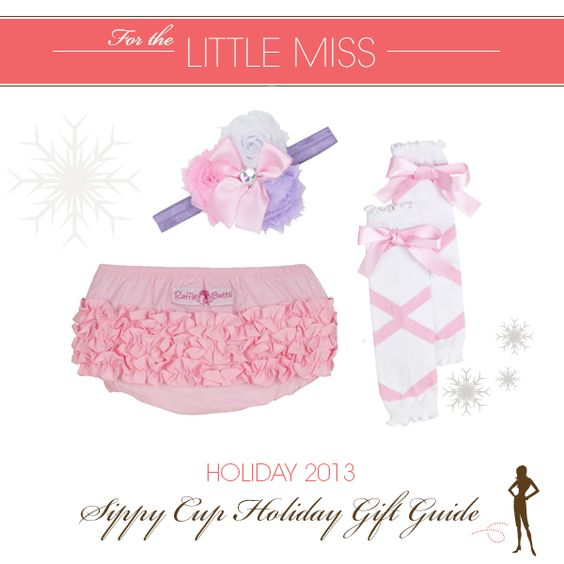 The Sippy Cup Gift Guide: For the Little Miss via Franki Durbin at Life in a Sippy Cup