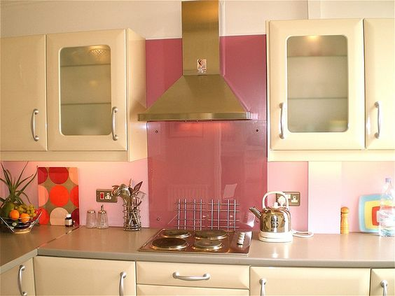 Love this Kitchen, Cabinets and Colours
