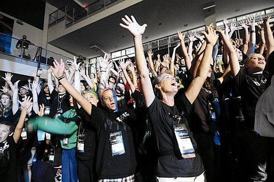 Teens say youth conference experience was 'powerful'