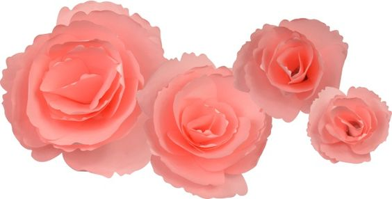 Little+B+-+Paper+Flower+-+Petal+Kits+-+Pink+Peony+at+Scrapbook.com