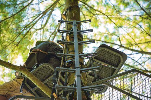 Top 10 Best Tree Climbing Sticks Climbing Stands Stick Lights Hurricane Safety