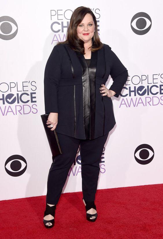 Pin for Later: Seht alle Stars aus Film und Fernsehen bei den People's Choice Awards Melissa McCarthy
