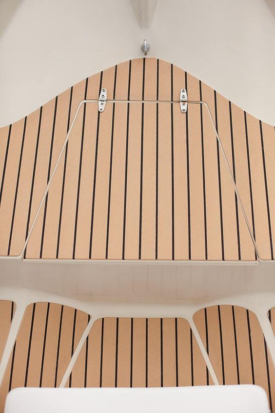 marine composite lumber used in boat building ,composite flooring for pontoon boats #synsthetic  #pvc #soft #boat #decking