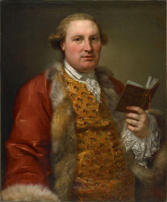 Archibald Menzies by Anton von Maron (Austrian), 1763: