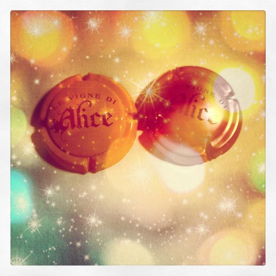 From orange to violet... Talking bubbles