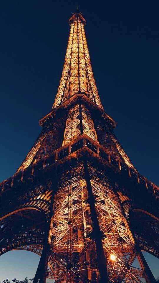 Pin By Esa Gusti Rohman On All Eiffel Tower Paris Wallpaper Paris Eiffel Tower Cool night eiffel tower wallpaper for