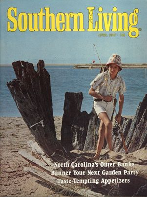 April 1975 | North Carolina's Outer Banks  Aww. This came out the month after I was born.