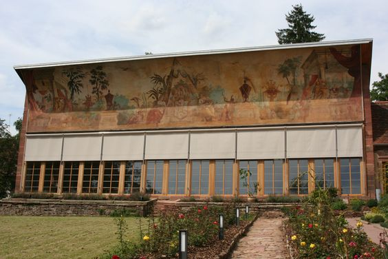 Kloster Bronnbach Orangerie