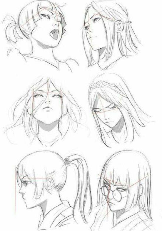 Best How To Draw Anime Face Angles 26 Ideas Perspektive Zeichnen Manga Augen Zeichnen Zeichnungsskizzen