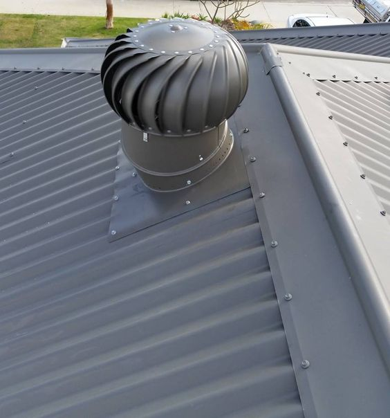 The Whirlybird Ventilators Work A 24 Hour Shift But No Toxic Gases Or Chemicals Are Emitted As By Products W Attic Ventilation Ventilation System Ventilation