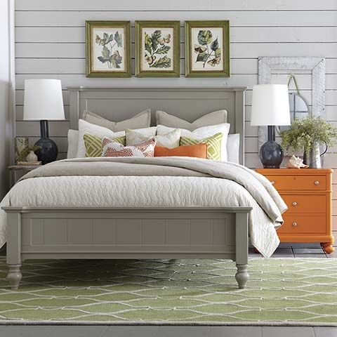 Wakefield Colors Panel Bed The Guest Furniture And Guest Rooms