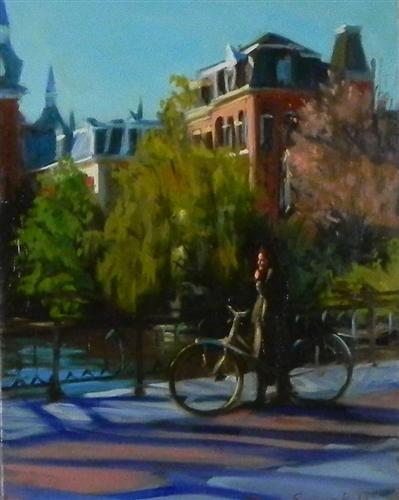 """""""Walking and Talking"""" by Jonelle Summerfield"""
