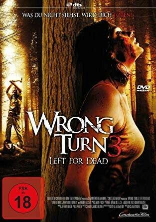 Camino Hacia El Terror 3 Wrong Turn 3 2009 Camino Hacia El Terror El Terror Fotografia De Sombra