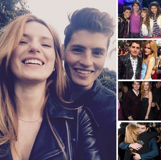 Couple, Bella thorne and Dating on Pinterest
