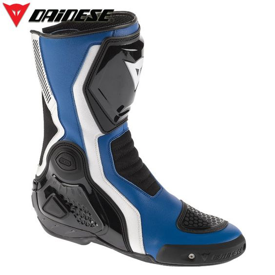 #Dainese Giro-ST #Boots - #motorcycle #gear #Blue