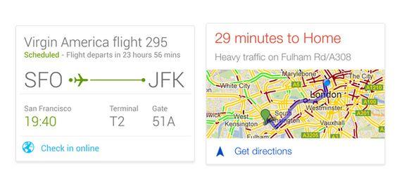 Las noticias locales tienen una oportunidad con Google Now y Google Glass. #tecnología