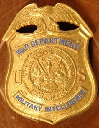 U.S. Army Counterintelligence Special Agent. United States Army ...
