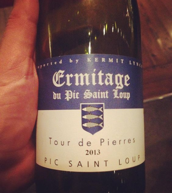 A blend of grenache, syrah and mourvedre from biodynamic, organic Languedoc…
