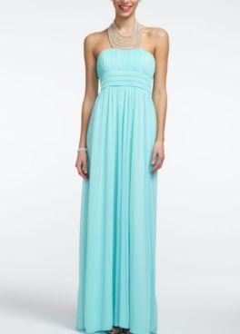 Davids Bridal: Bridesmaid Dress in Mint - Dresses - Pinterest ...