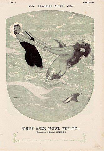 Fantasio, 1913 ~ Raphaël Kirchner