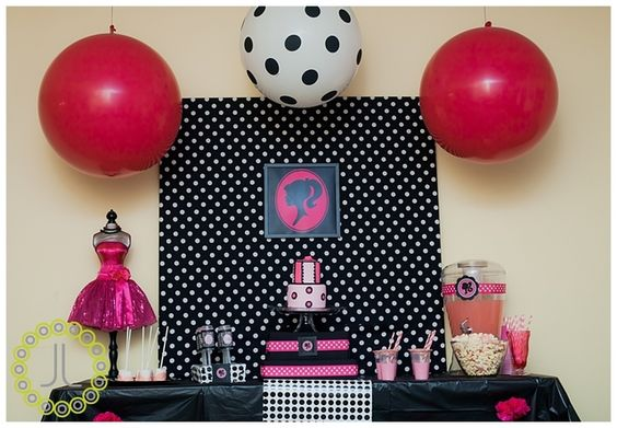 Festa Boutique Barbie