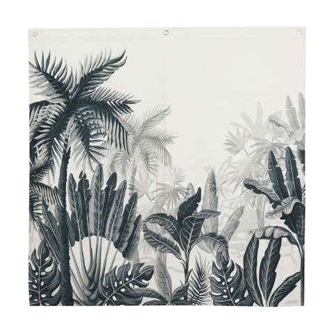 Wall Hanging Palm Print Kmart In 2020 Wall Hanging Hanging Trending Decor