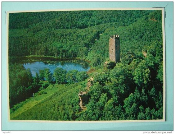 Bas-Rhin chateau - Delcampe.net