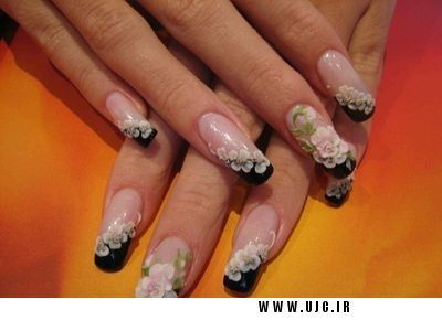 3d acrylic nail art for valentine ...