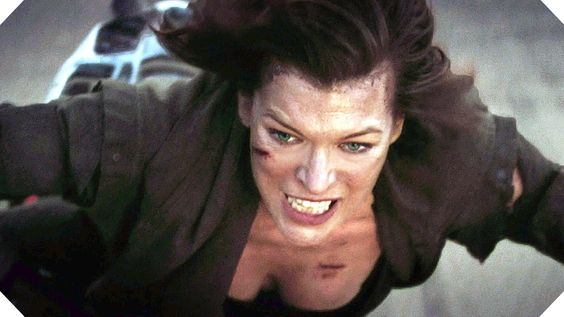 RESIDENT EVIL : Chapitre Final BANDE ANNONCE (Milla Jovovich, 2017)