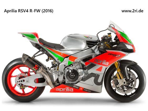 Aprilia RSV4 R-FW (2016)
