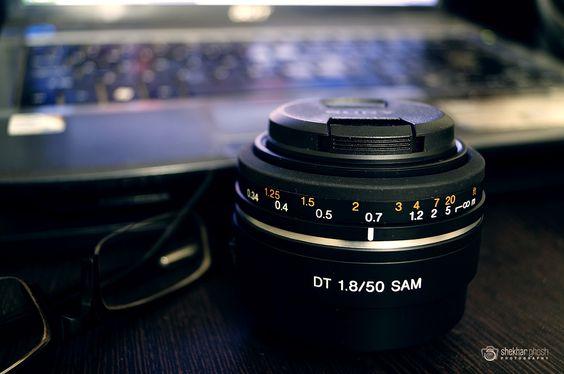 Sony DT 1.8/50 SAM Prime Lens