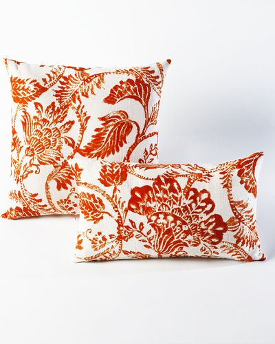 The Jacobean Print Pillow by HomeMint.com