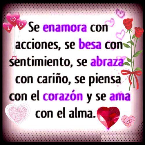 Hermosas Imagenes Con Frases Chidas Y Romanticas Para Dedicar Con