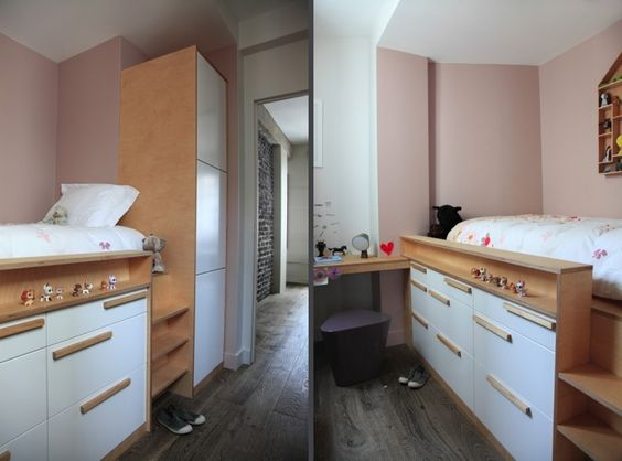 google - Deco Chambre Alcove