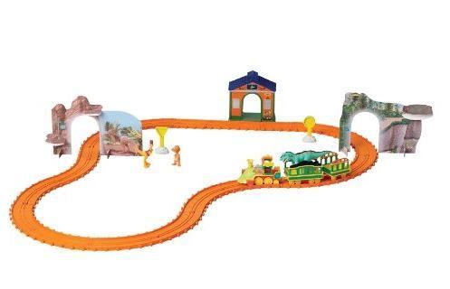 Dinosaur Train  Motorized Adventure Track Set  by Learning Curve
