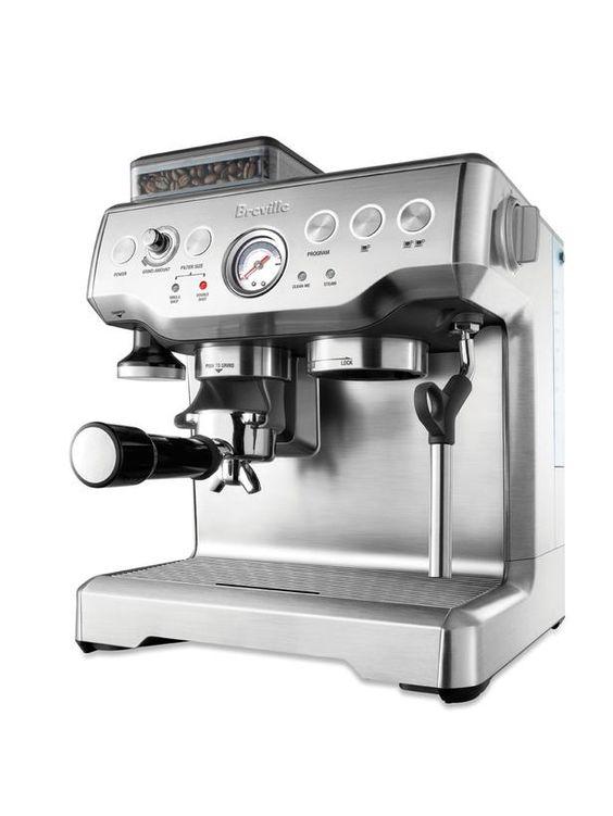 Must-Have Countertop Appliance: Automatic Espresso Machine