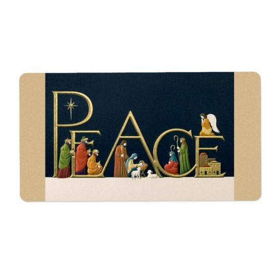 Christmas gift tags personalized Label: