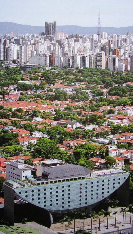 #Unique_Hotel, #Sao_Paulo - #Brazil http://en.directrooms.com/hotels/info/8-91-1797-92301/: