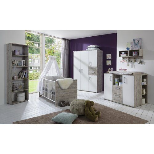 Bente 2 Piece Nursery Furniture Set Arthur Berndt Nursery