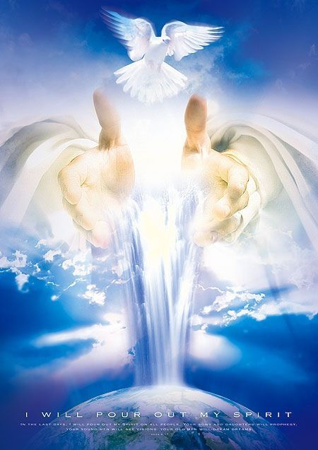 I pray that fountains of the Lord's living water will feel your soul today. In Jesus name.