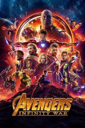 Poster Película Los Vengadores 3 Infinity War Online Gratis Avengers Movies Marvel Cinematic Avengers Infinity War