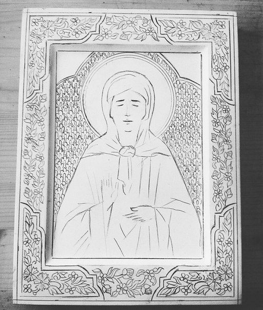 Icon Painting Patterns