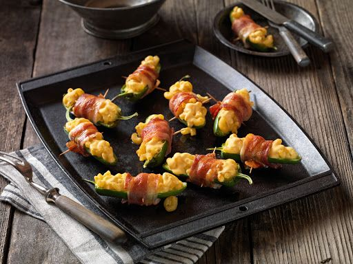 VELVEETA® Grilled Jalapeño Poppers Recipe on Yummly