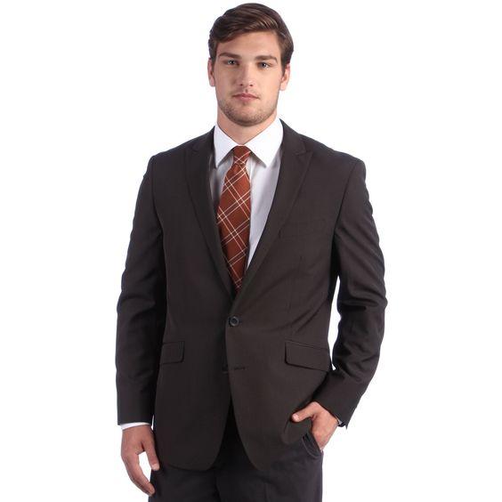 Kenneth Cole Reaction Men's Mini- Suit Separates Coat