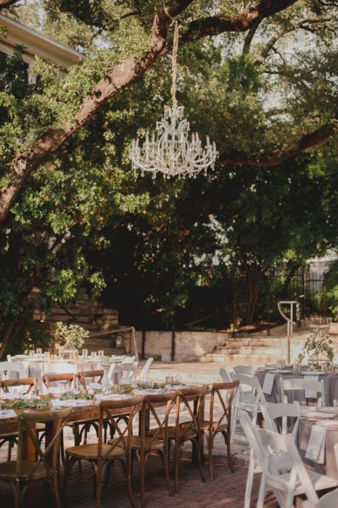 The Allan House Austin Texas Wedding Venue Outdoor Wedding Venue