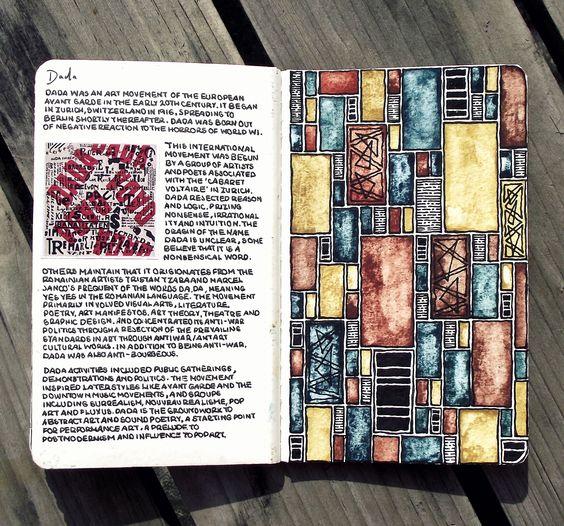 Moleskine, #038 by Rebecca Blair