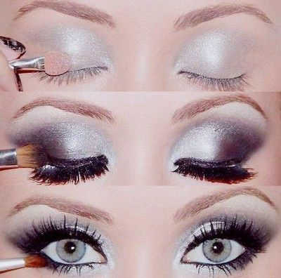 How does she make that blend SO gorgeous?