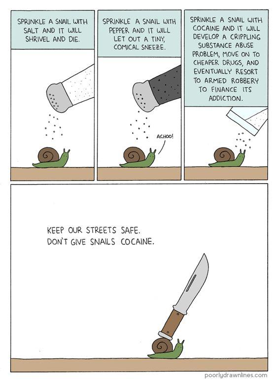 I <3 snails