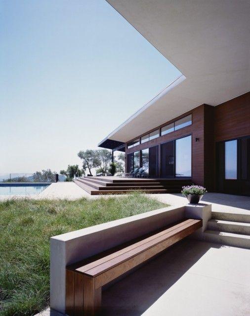 ridge house, cary bernstein architect